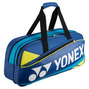 YONEX PRO TOURNAMENT TENNIS BAG BLUE