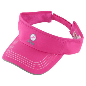 Hope Tennis Visor Dark Pink
