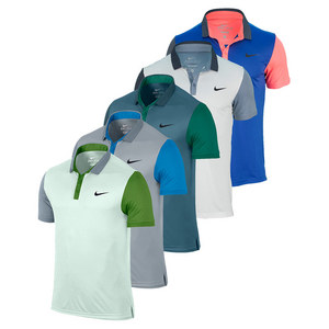 NIKE MENS ADVANTAGE TENNIS POLO