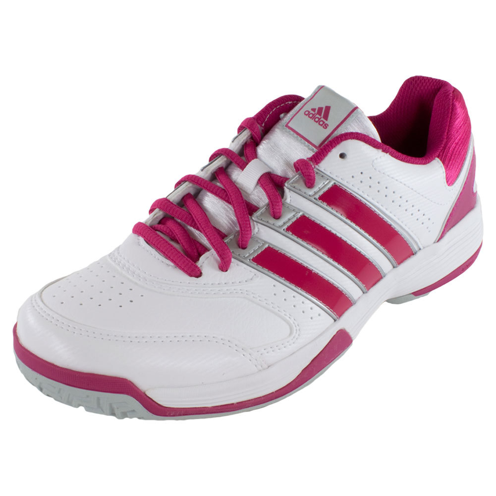 Women's Response Aspire Tennis Shoes White And Pink