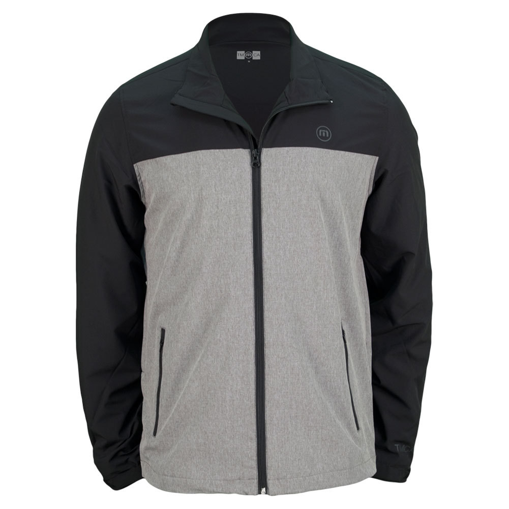 Men`s Roseland Tennis Jacket Black