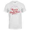 TENNIS EXPRESS Tennis World Tour Tee White