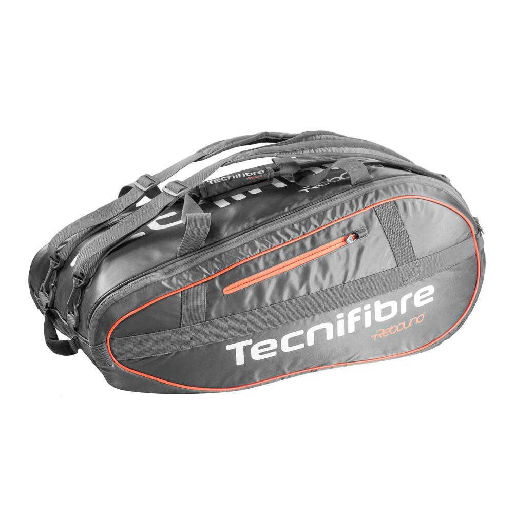 T- Rebound 10 Pack Tennis Bag Gray
