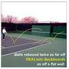 ONCOURT OFFCOURT DUAL-CURVED BACKBOARD 8X16