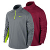 NIKE Men`s KO 1/4 Zip Long Sleeve Top