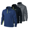 NIKE Boys` 1/4 Zip KO Long Sleeve Top