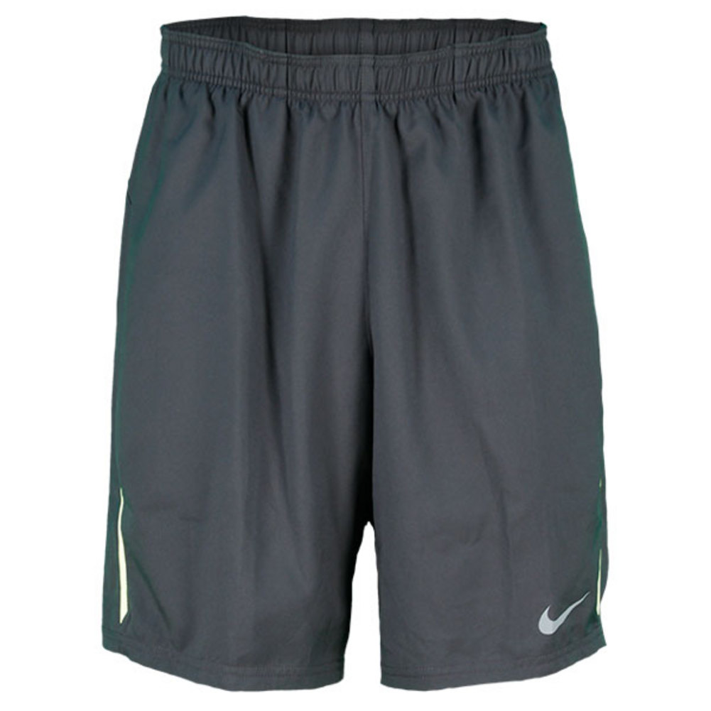 Men`s Power 9 inch Woven Tennis Short The Nike Mens Power 9 Woven Tennis Short is made of DriFit textured woven twill fabric providing comfort and cooling by wicking away sweat from the body Mesh gusset enhances mobility and breathability These high performance shorts feature accented elastic