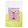 LOVEALL Martini Tennis Towel White