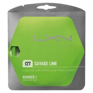 Savage Lime 1.27 16G Tennis String
