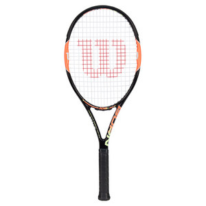Burn 100 Team Tennis Racquet