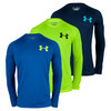 UNDER ARMOUR Men`s Core Long Sleeve Back Graphic Top