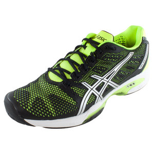 ASICS MENS GEL-SOLUTION SPD 2 TNS SHOES ONX/YL