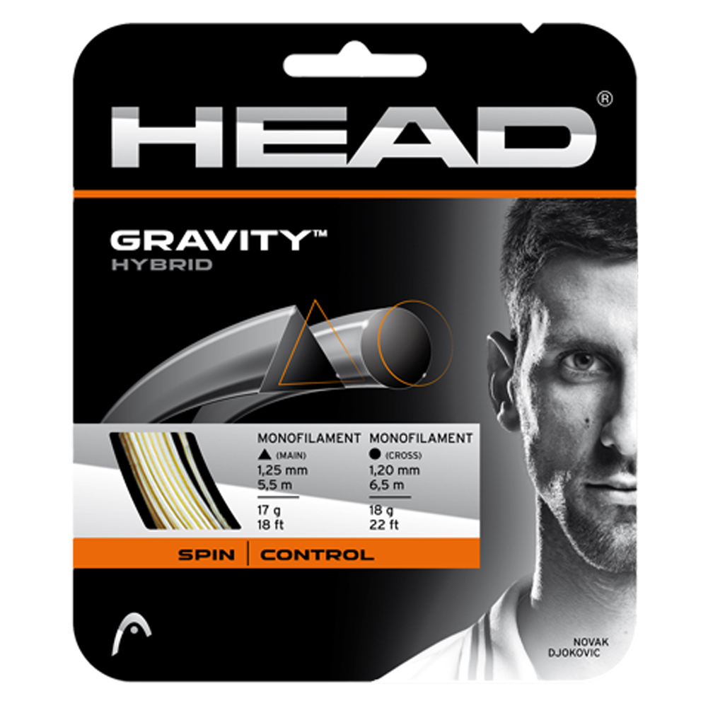 Gravity Hybrid Tennis String
