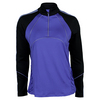 TAIL Women`s Julietta Long Sleeve Tennis Top Deep Lavender