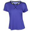 TAIL Women`s Tali Dolman Sleeve Tennis Top Deep Lavender