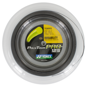 Poly Tour Pro 1.25/16L Tennis String Reel Graphite