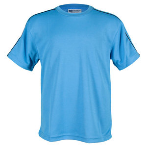 Boys` Classic Tech Micropoly Tennis Crew Blue