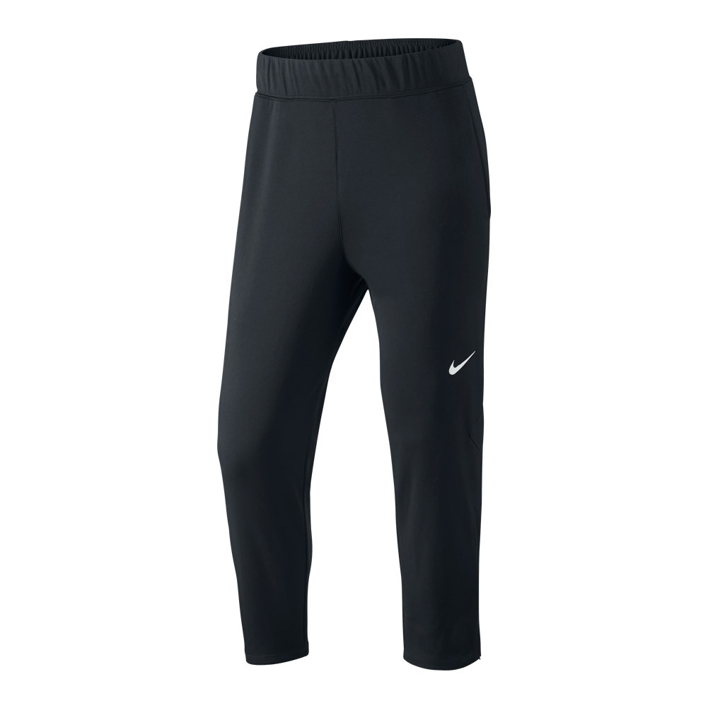 Men's Practice Tennis Pant Black