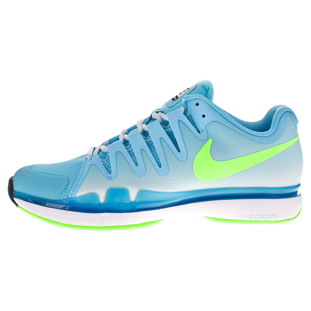 Women's Zoom Vapor 9.5 Tennis Shoes Clearwater And Ice Blue