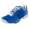 LACOSTE Men`s Repel 2 Tennis Shoes Blue and white