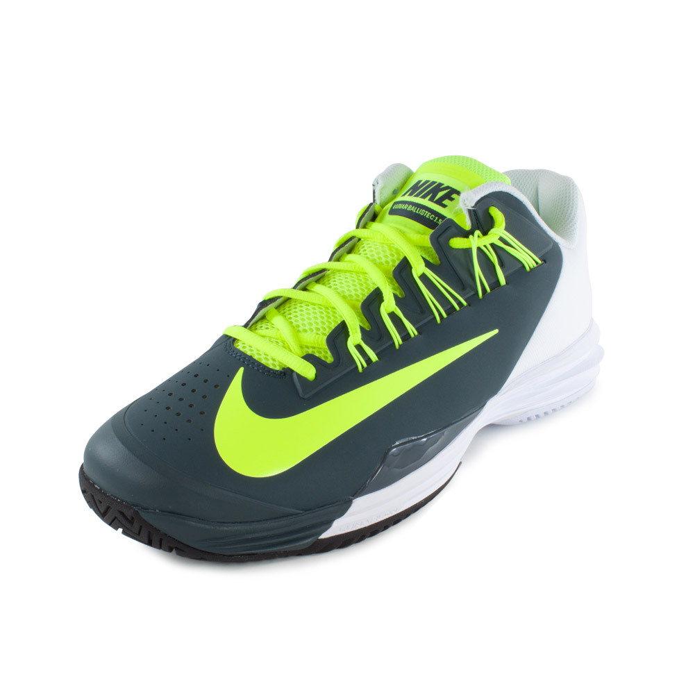 new style 169a7 88e49 ... nike lunar ballistec 1.5 mens shoe review ... Nike Lunar Ballistec 1.5  Tennis ...