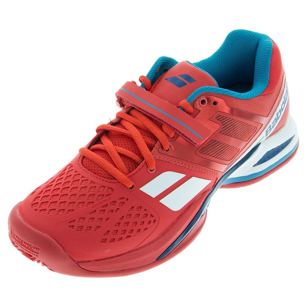 Men's Propulse Bpm Clay Tennis Shoes Red