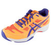 ASICS Women`s Gel-Solution Slam 2 Tennis Shoes Mango and Lavender