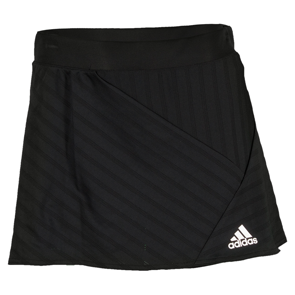 adidas Women`s Tennis Sequencials Core Skort Black