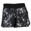 ADIDAS Women`s Response Trend Tennis Short Black and White