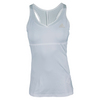 ADIDAS Women`s All Premium Tennis Tank White