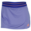 ADIDAS Women`s Adizero Tennis Skort Light Flash Purple and Flash Orange