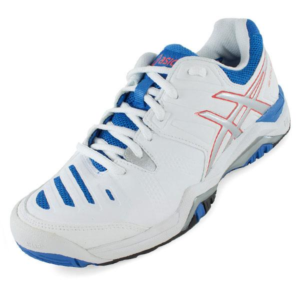 Women's Gel- Challenger 10 Tennis Shoes White And Powder Blue