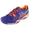 ASICS Women`s Gel-Resolution 6 Tennis Shoes Lavender and Hot Coral