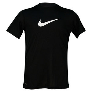 NIKE BOYS ESSENTIALS LEGEND SHORT SLEEVE TOP