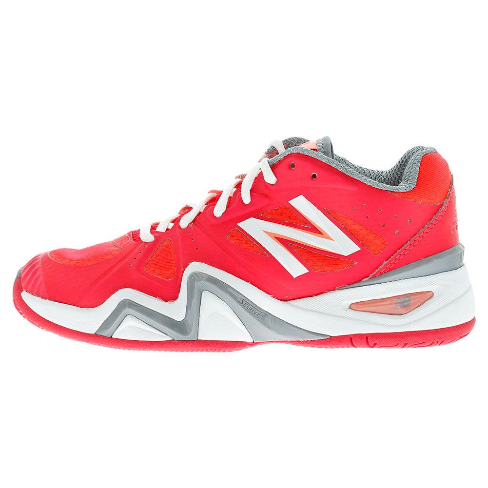NEW BALANCE Women`s 1296v1 D Width Tennis Shoes Pink