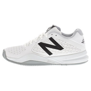 Women`s 996v2 D Width Tennis Shoes White