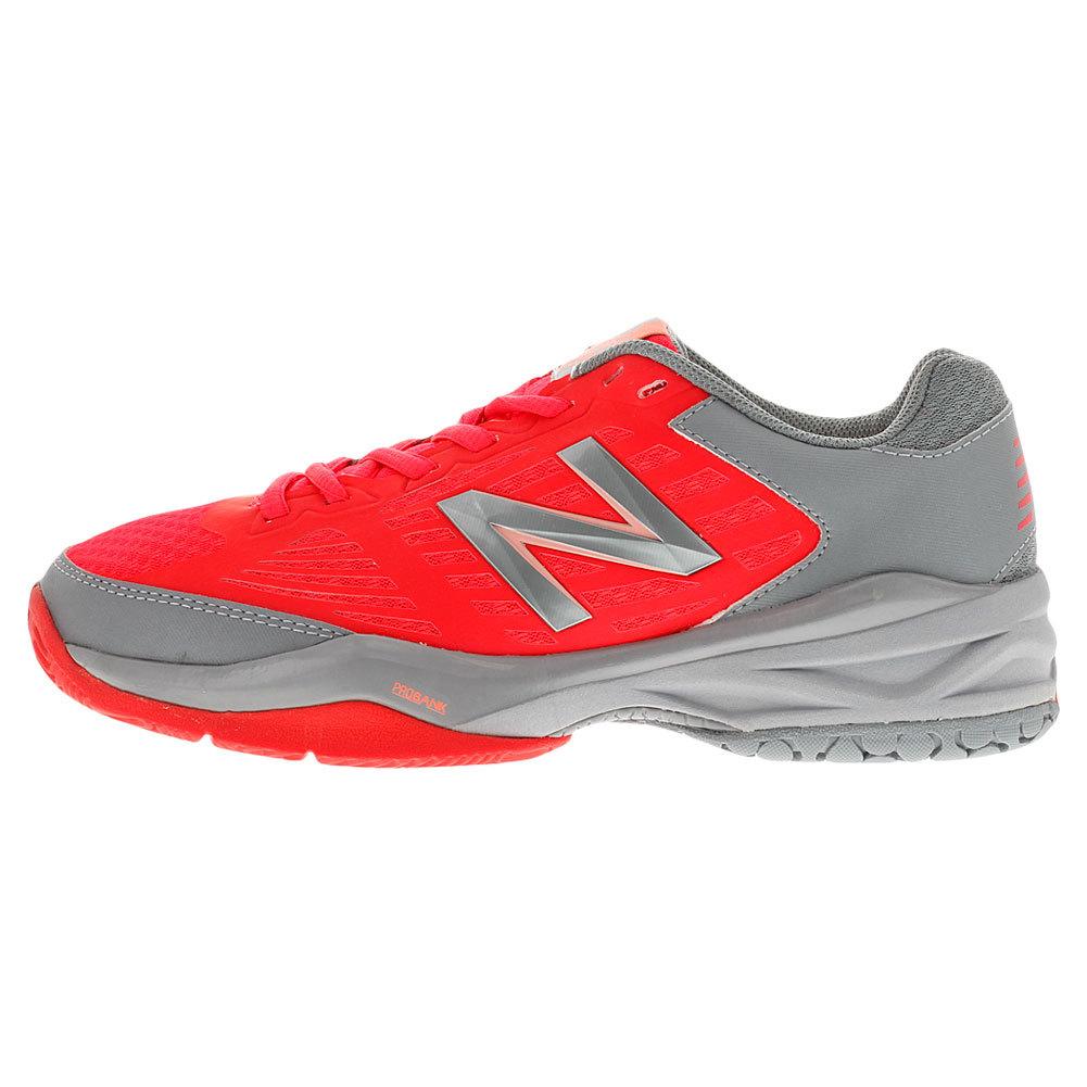 new balance womens 896 d width tns shoes pink gray