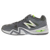NEW BALANCE Men`s 1296v1 2E Width Tennis Shoes Gray and Green