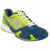 Men`s Rush Pro 2.0 Tennis Shoes Solar Lime and Pacific Teal by WILSON