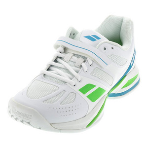 Women`s Propulse BPM All Court Tennis Shoes White