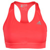 ADIDAS Women`s Techfit Tennis Bra Flash Red