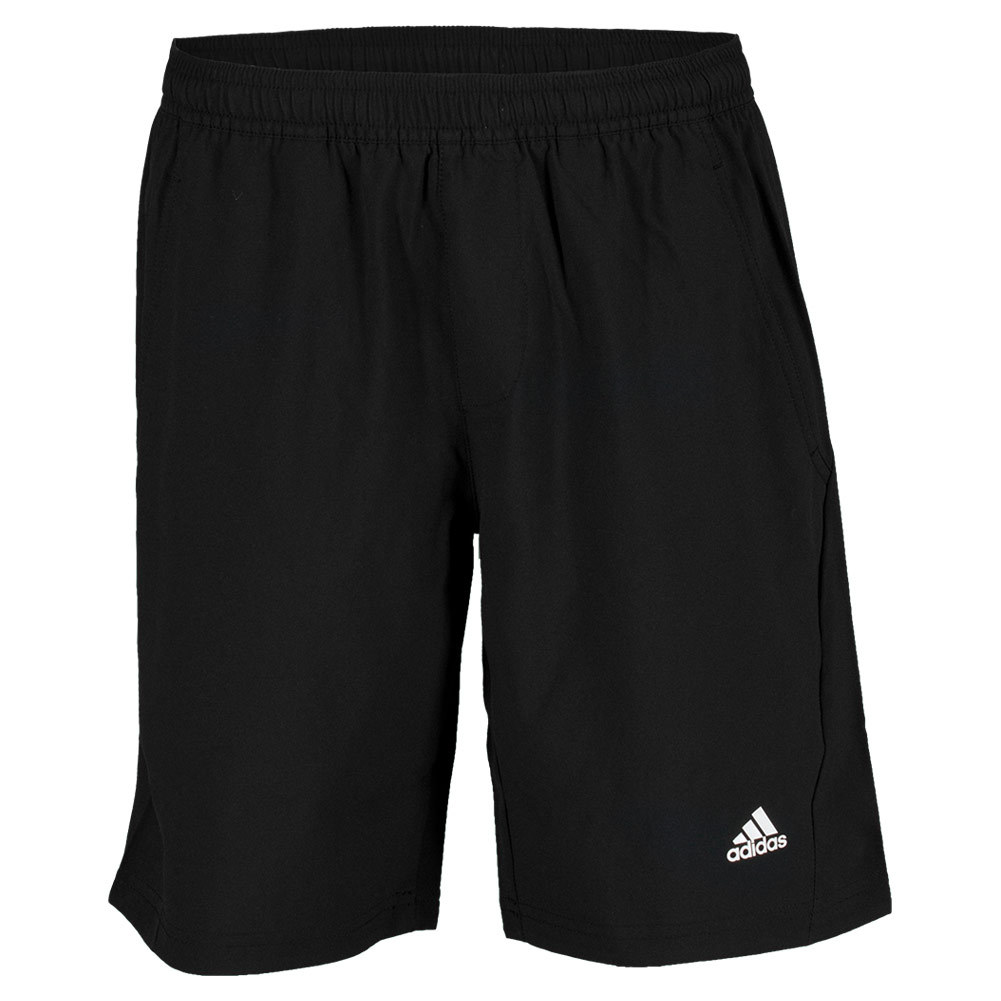 Boys ` Tennis Sequencials Essex Short Black