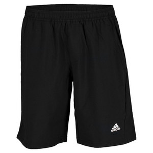 Boys` Tennis Sequencials Essex Short Black