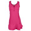 CHRISSIE BY TAIL Women`s Connie Tennis Dress Neon Pink