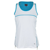 BOLLE Women`s High Voltage Tennis Tank White