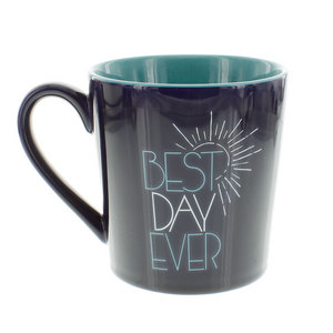 Best Day Ever Everyday Mug True Blue