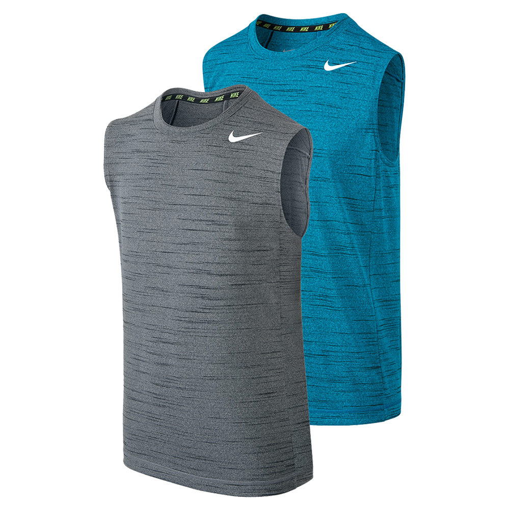 Boys` Dri-Fit Touch Sleeveless Top