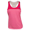 YONEX Women`s Melbourne Tennis Tank Bright Pink