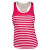 YONEX Women`s Melbourne Tennis Tank Bright Pink