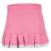LITTLE MISS TENNIS Girls` Ruffle Tennis Skort Pink and White
